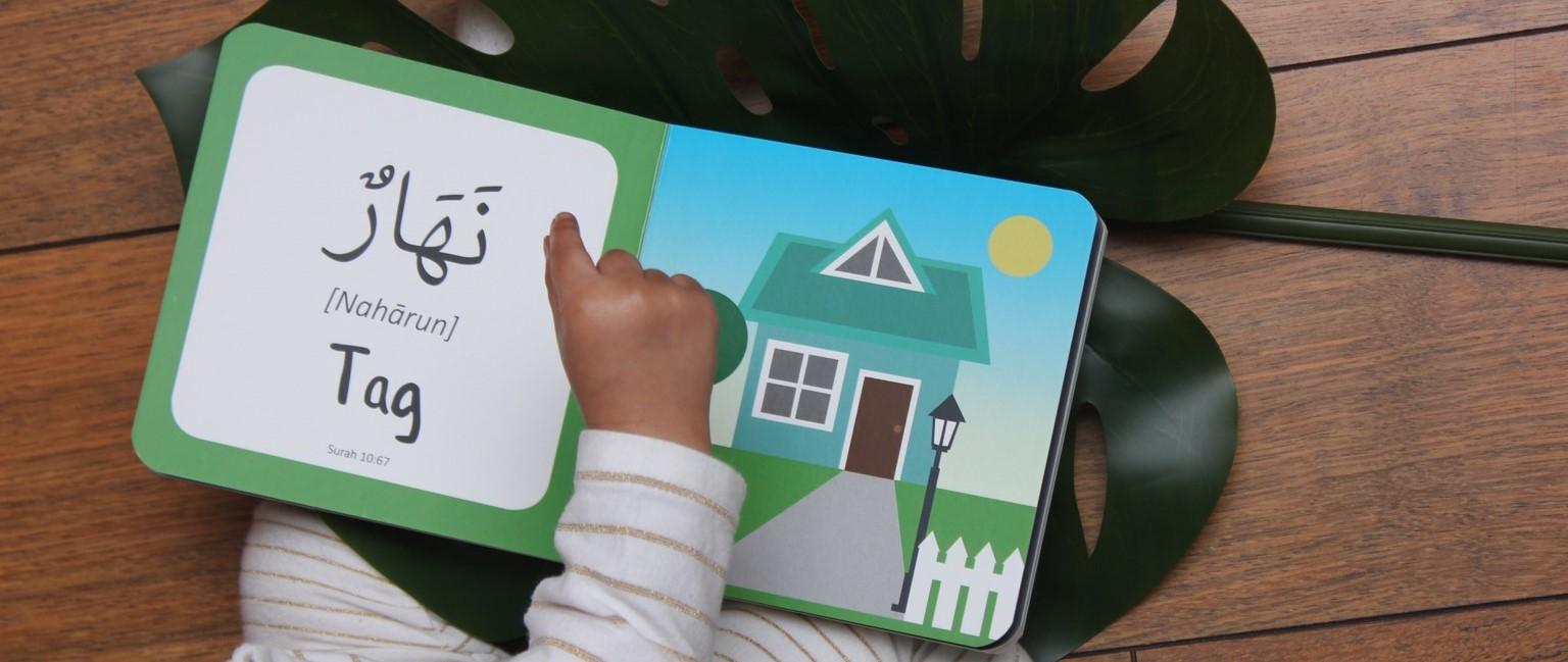 Mit unserem Pappbuch